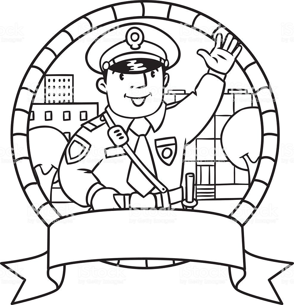 malvorlage polizeiauto  ausmalbilder fur euch