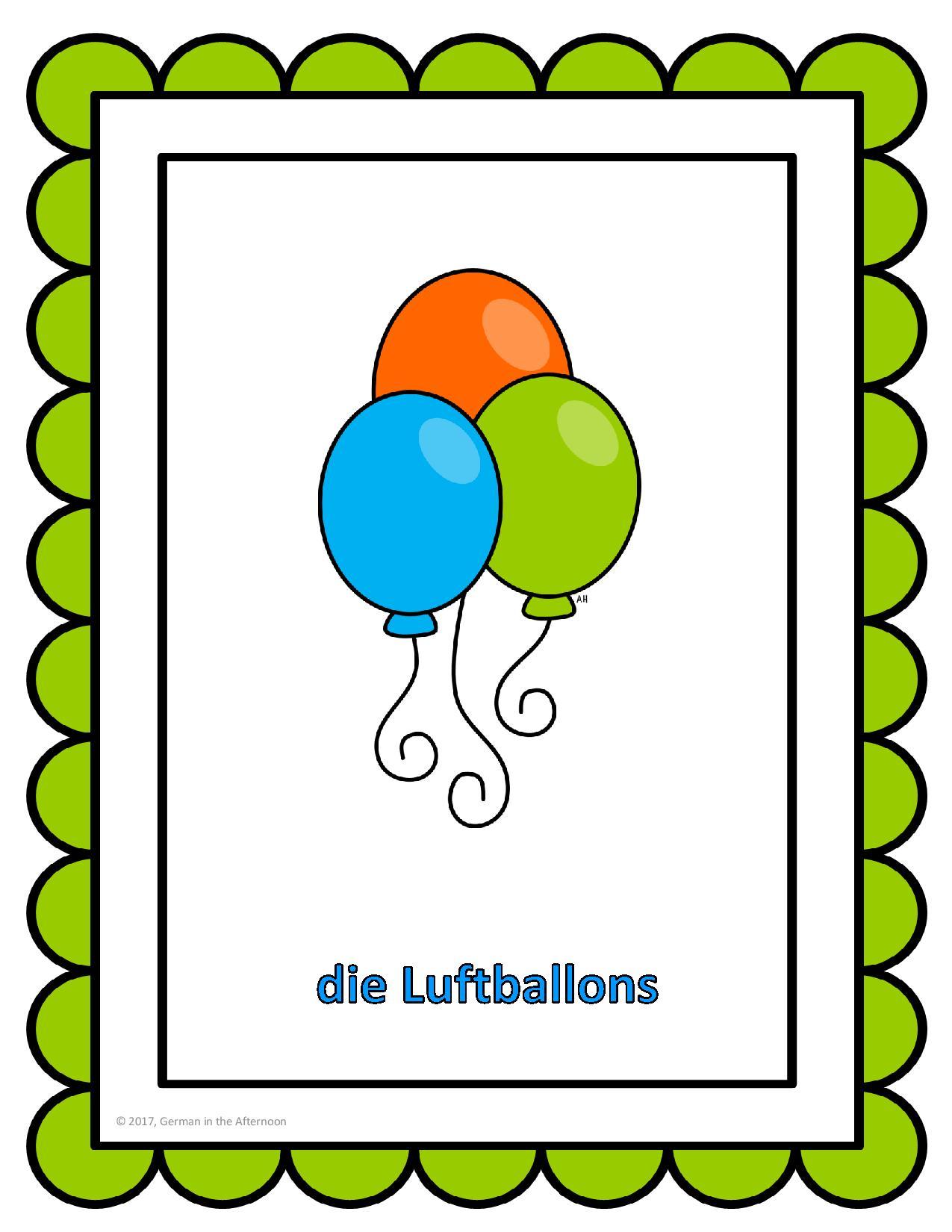 luftballon malvorlage  ausmalbilder fur euch